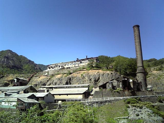 WAP2007 足尾胴山。