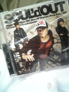 SOUL'd OUT「COZMIC TRAVEL」、いいw。