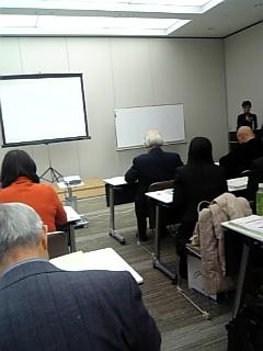 企業の社会貢献活動との連携について考えるセミナー。