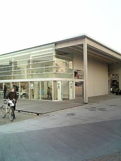 川口39アートツアー 川口市立アートギャラリー・アトリア。