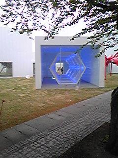 十和田市現代美術館、素晴らしかった!
