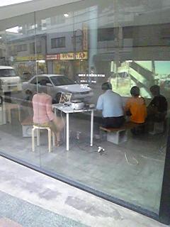 「コミュニティアート映像祭2008」@川口。
