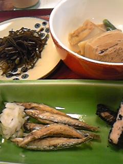 沖縄06:琉球料理フルコース