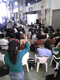 沖縄22:全国アートNPOフォーラムin沖縄・コザ会場