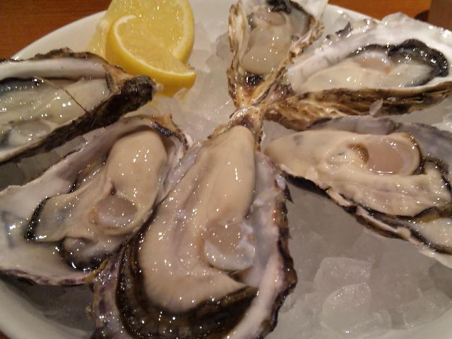 牡蛎づくし。。