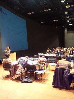 「アサヒ・アート・フェスティバル2009」ネットワーク会議。