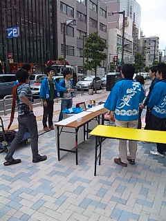 コミュニティアート城準備中2