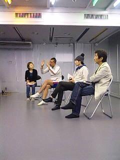コミュニティアート映像祭:ミニトーク。
