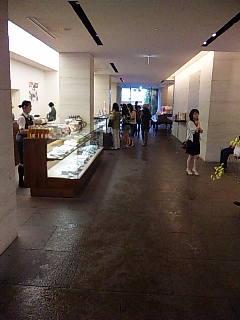 帯広「六花亭 本店」。