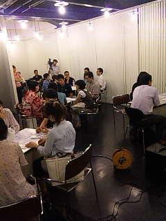 「地域のためのアートマネジメント講座」@船場アートカフェ。