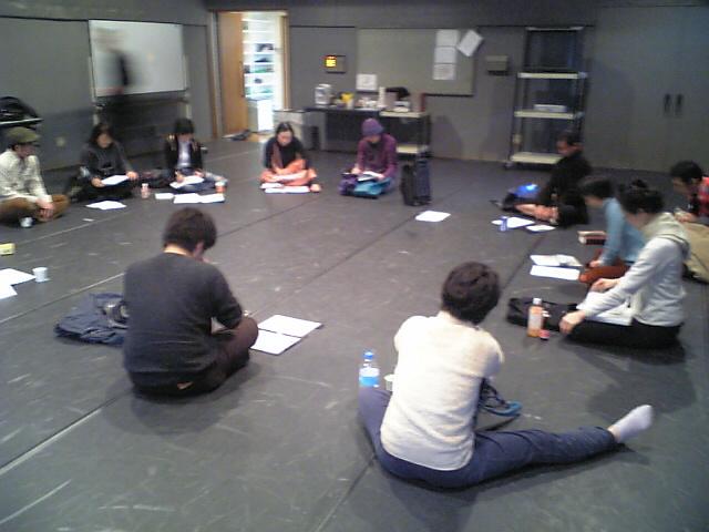 アジアダンス会議 5日目。